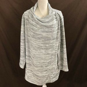 Habitat Clothes to Live In Knit Cardigan Sweater B